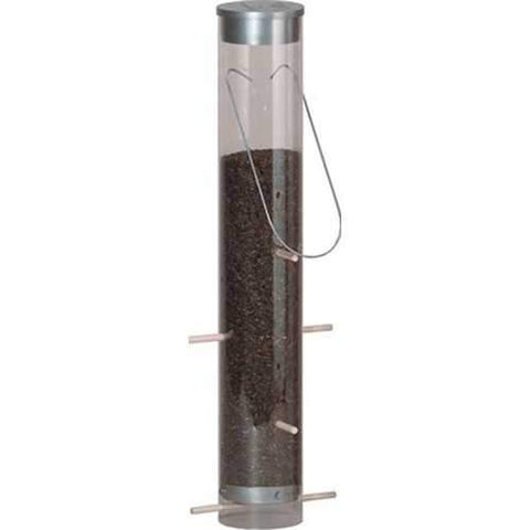 Plastic Finch Tube Feeder