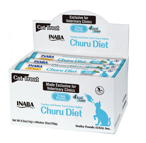 Churu Diet Tuna BOX 50 tubes