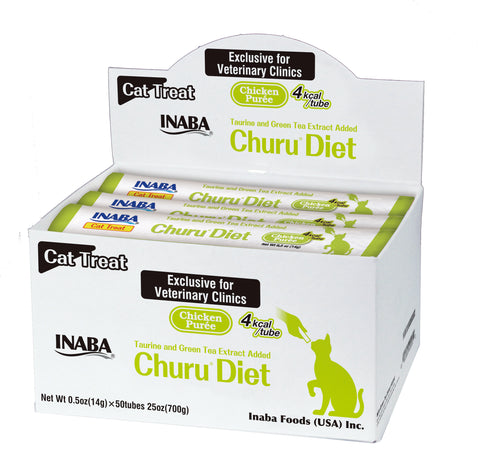 Churu Diet Chicken BOX 50 tubes