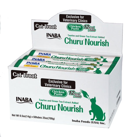 Churu Nourish Chicken BOX 50 tubes