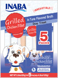 Grilled Chicken Fillet in Tuna Broth for Dogs 5P