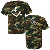 Camouflage Original Heart T-Shirt (NEW!)