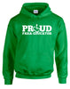 Proud Para-Educator Hooded Pullover