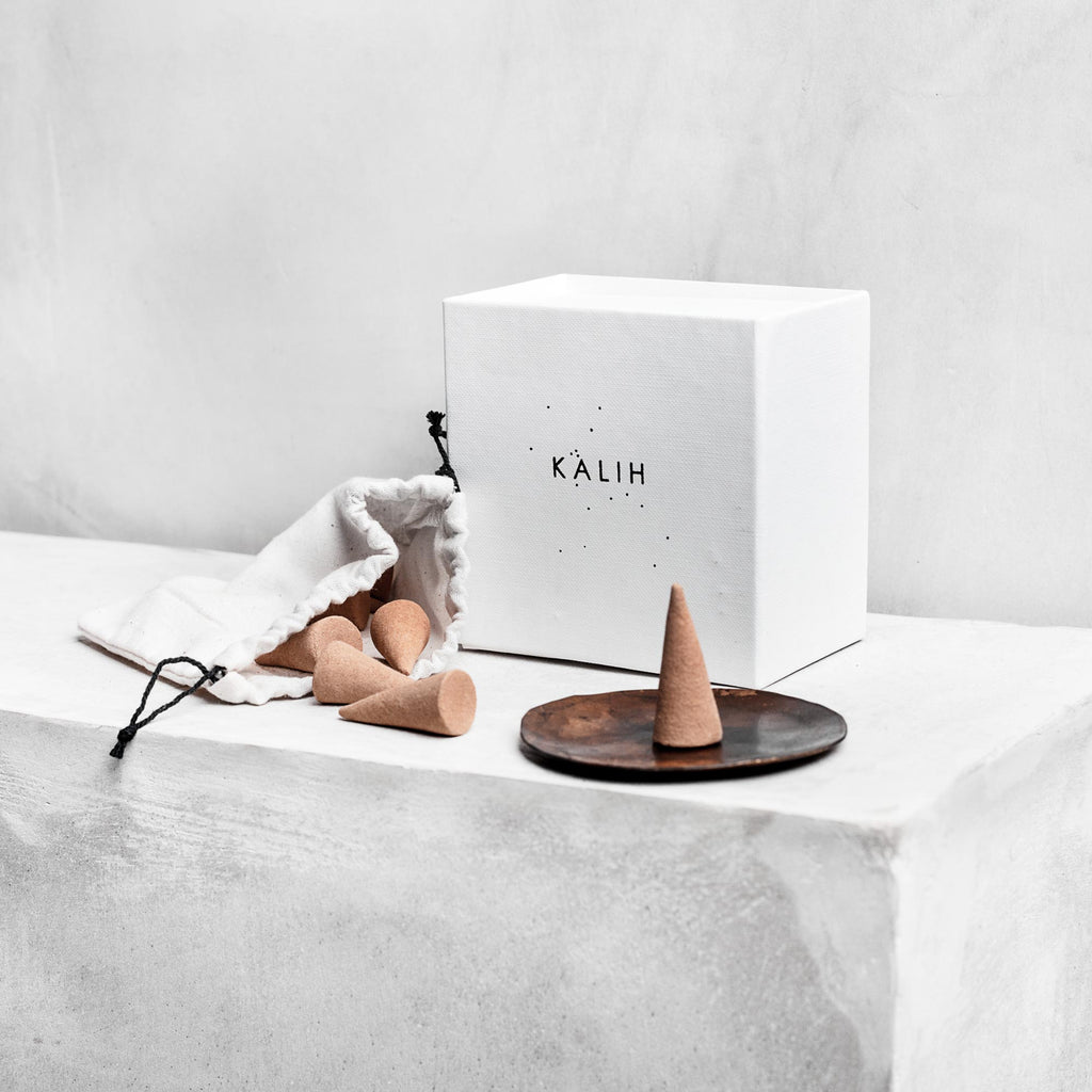kalih Incense Burner Set