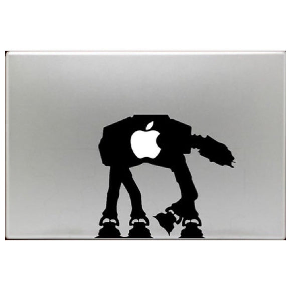 Sticker MacBook AT-AT STAR WARS