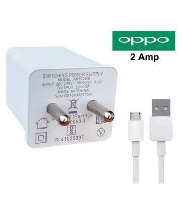 OPPO F1 Plus 2Amp Vooc Charger with Cable