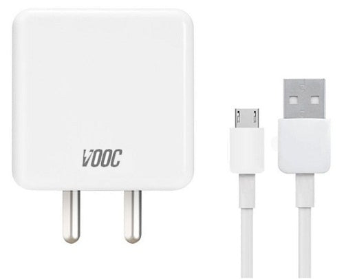Oppo F9 4 Amp Vooc Charger With Cable