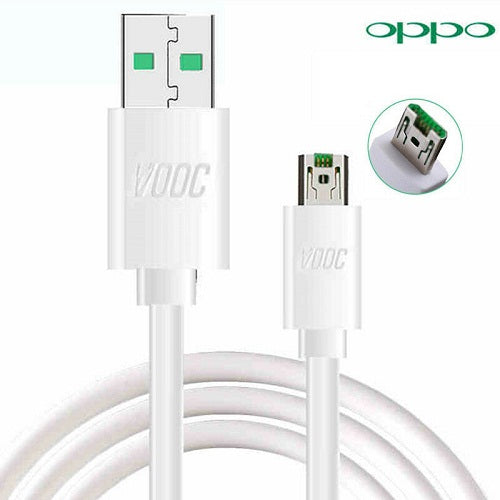 Oppo Oppo F9 Pro Charge And Data Sync Cable White