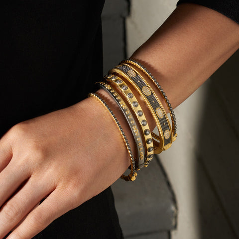 Signature Bangle Stack