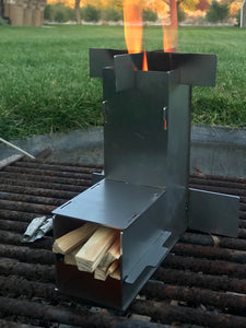 Mini Rocket Stove
