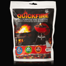 Load image into Gallery viewer, Quickfire All Purpose Fire Starter - 25 pack