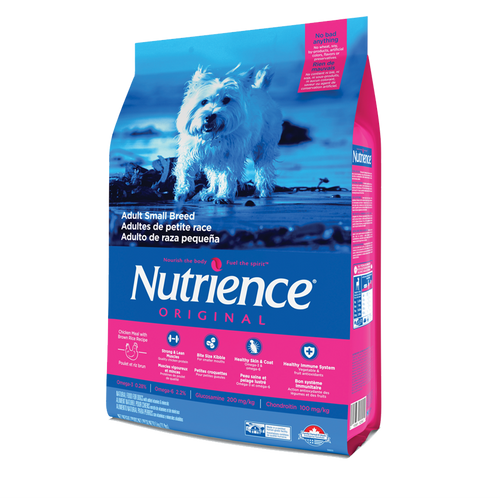 Nutrience Original Chicken & Brown Rice Dog - Small Breed