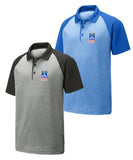 DGP - Men's Gray w/ Black Polo