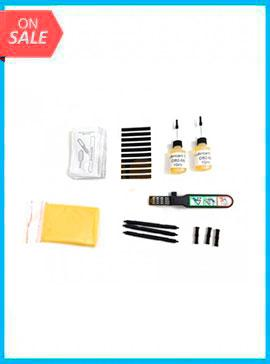 B4H70-67105 Service maintenance kit 3 - Includes line sensor, front rod oiler,spit roller motor, lubrication felts, pressure sensor, plastic rear bushing, rear lubricant felts, carriage protector assembly, and curing air cleaning kit