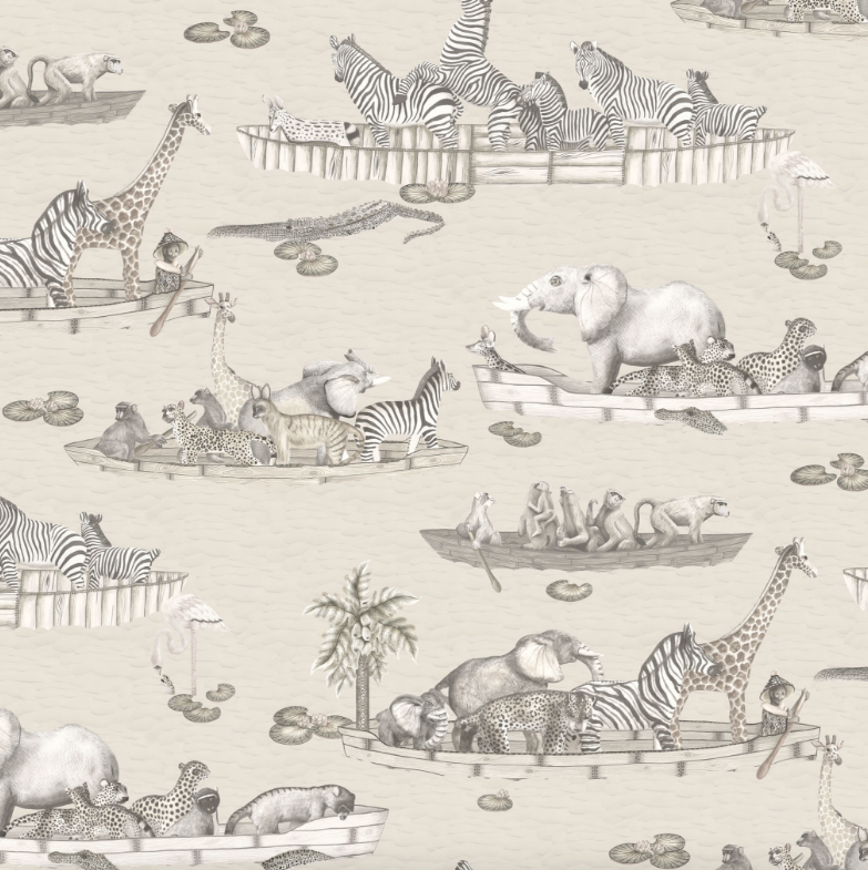Zambezi Wallpaper 109/14062 | Cole & Son Ardmore Collection Australia