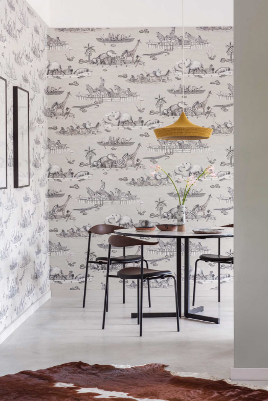 Cole & Son Wallpaper | Zambezi 109/14062