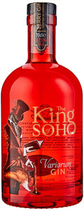 The King of Soho Berry London Dry Gin 37.5% 70cl