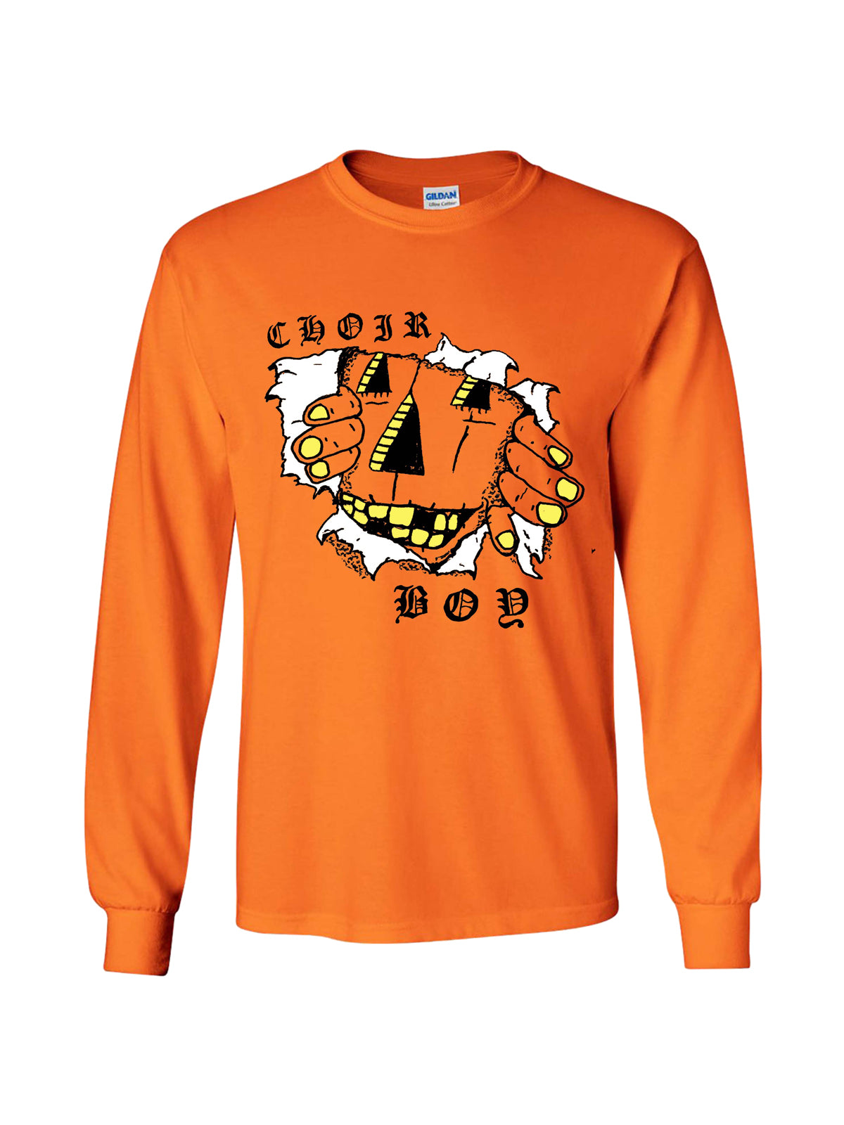 Choir Boy - Halloween 2018 Longsleeve - Merch Limited