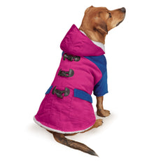 ESC Heightened Brights Corduroy Dog Jacket - Pink X-Small