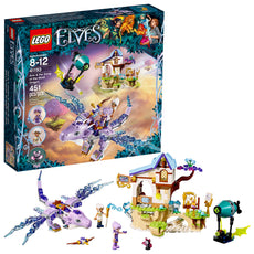 LEGO 6212146 Elves Aira and The Song of The Wind Dragon 41193 Building Kit