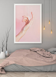 Sensual Digital Wall Print - Salt&Printer