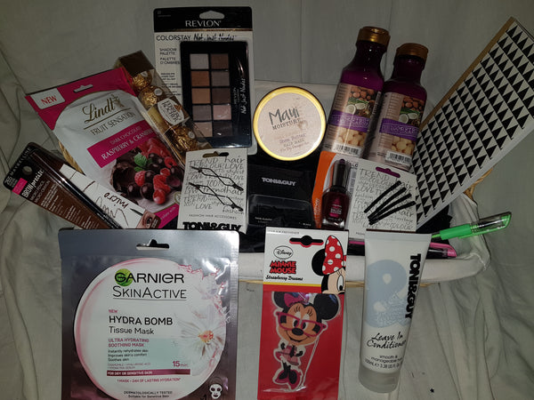 All about the hair luxury gift bag deal - Hatty's Hampers