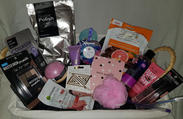 Pamper hamper heaven - Hatty's Hampers