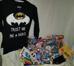 Batman gift bag deal