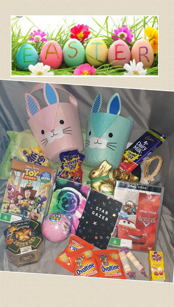 Easter gift buckets