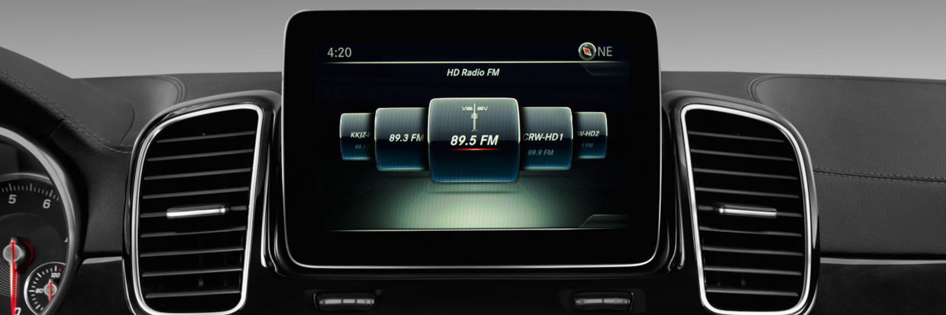 Mercedes-Benz Car Stereo