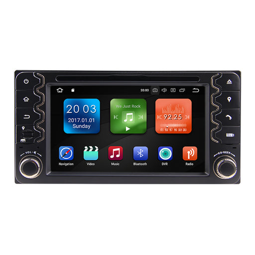 2000, 2011 Toyota Corolla Android Car Stereo