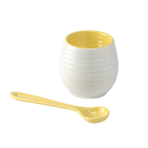 Sophie Conran Egg Cup & Spoon - Colour Pop