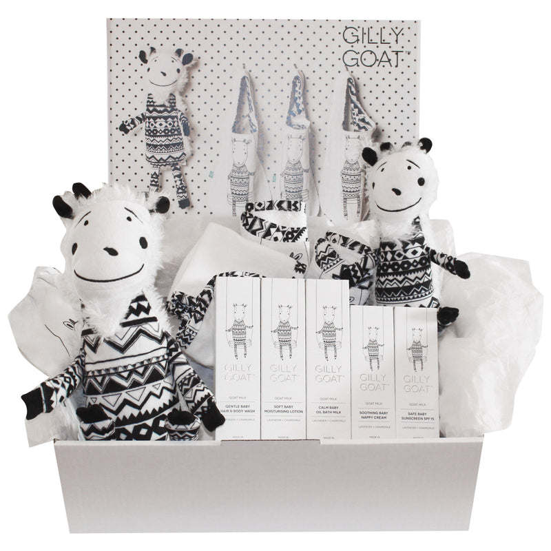 Gilly Goat Luxe Set