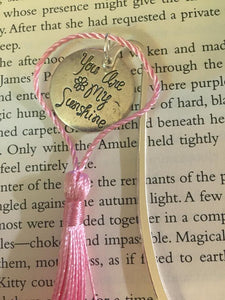 For the love of reading bookmark pack
