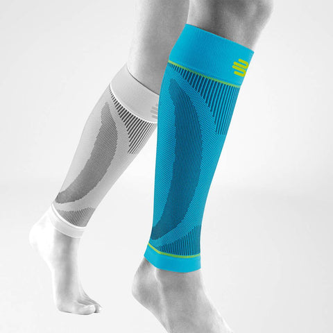 Calf compression sleeves for AFL