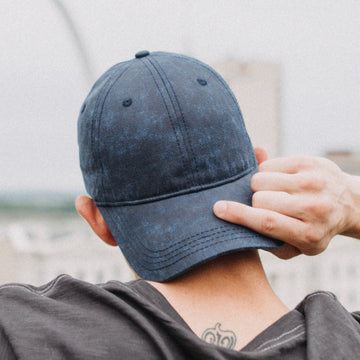 Wilco Waxed Canvas Baseball Cap