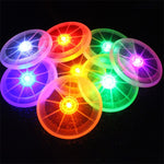 Flashflight LED Light Up Flying Disc for Night Games Fun for Kids & Dogs-toys-hundredfeel-hundredfeel