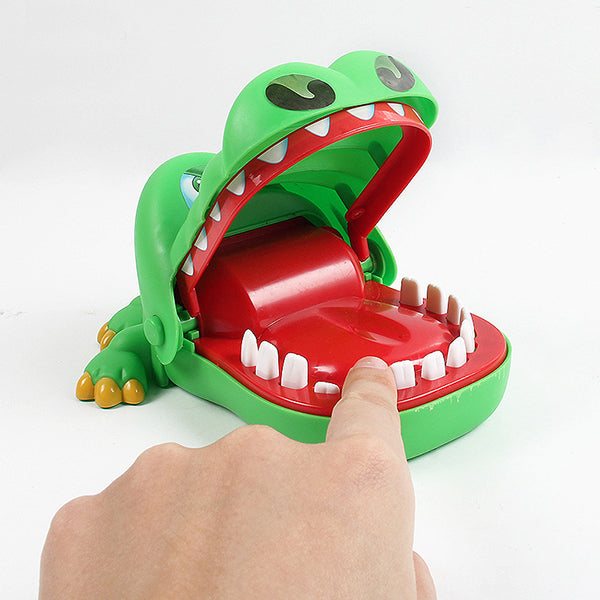 Biting Finger Game Funny Toys for Children And Adult-toys-hundredfeel-CROCODILE-hundredfeel