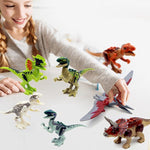 Buildable Dinosaur+Building Blocks-toys-hundredfeel.com-hundredfeel
