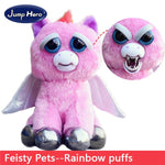 Naughty Little Pet Face Plush Doll Creative Funny Toy-toys-hundredfeel.com-02-hundredfeel