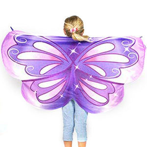 Cozy Wings Wrap Around Magic Wings Size Fits Most Kids-toys-hundredfeel-purple butterfly-hundredfeel