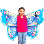 Cozy Wings Wrap Around Magic Wings Size Fits Most Kids-toys-hundredfeel-star fairy-hundredfeel