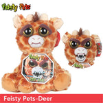 Naughty Little Pet Face Plush Doll Creative Funny Toy-toys-hundredfeel.com-04-hundredfeel