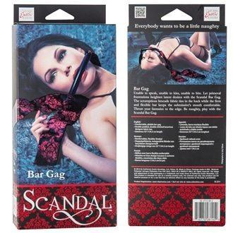 Scandal Bar Gag - BDSM play