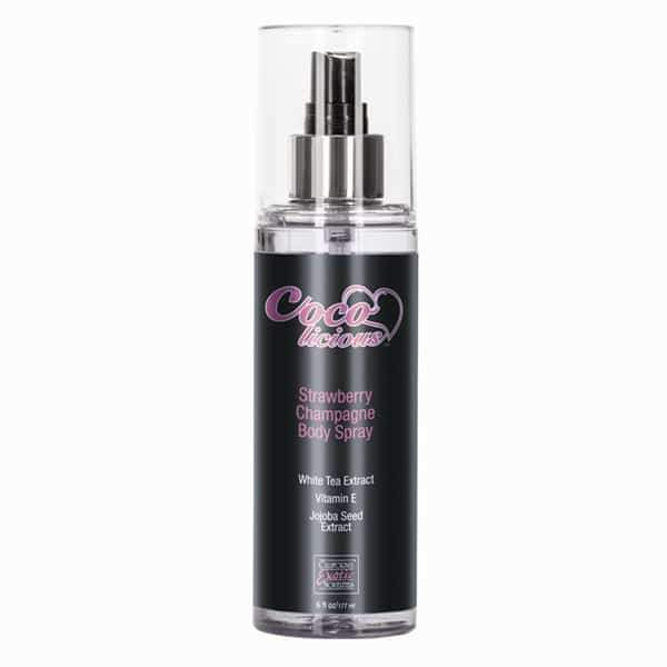 Coco Licious Strawberry Champagne Body Spray