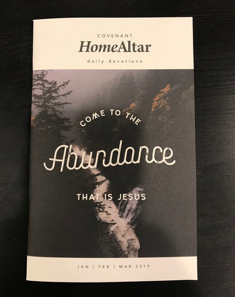 Home Altar: One-Year Subscription