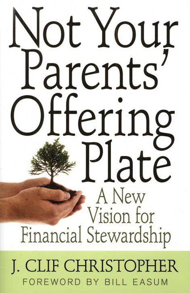 Not Your Parent's Offering Plate