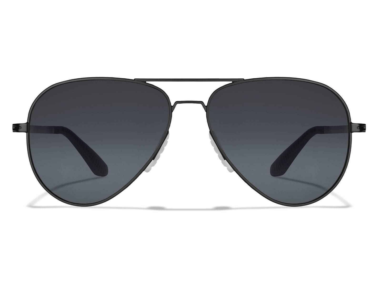 Matte Black/Black Photochromic Carbon