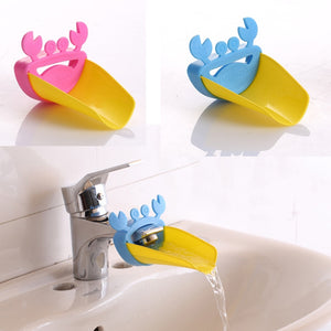 Bathroom Water Faucet Extender for Kid