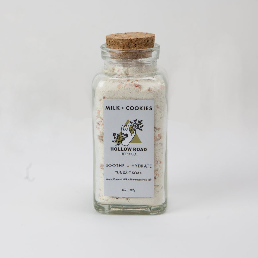 Bath Soak: Milk + Cookies, 8oz
